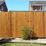 Fencing in Widnes