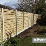 Boundary Fencing in Newton le Willows