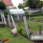 Cheap Garden Fencing in Maghull