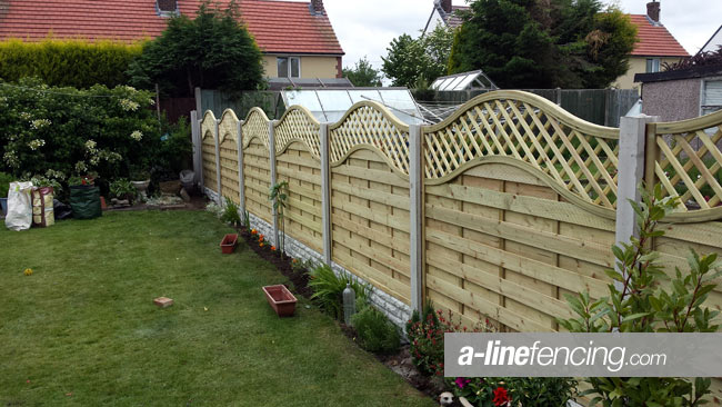 Garden Fencing Supplies Liverpool Garden Ftempo
