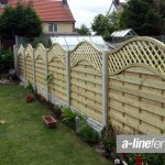 Cheap Garden Fencing in Aintree